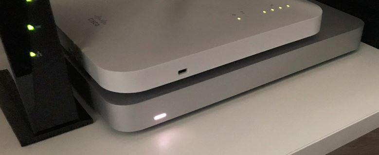 BT Infinity – Replacing the BT Home Hub with a Meraki MX64